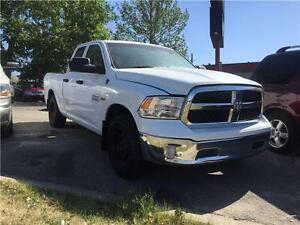 2013 Ram 1500 ST 4X4 POWER ALL VERY LOW PAYMENT