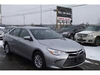 2015 Toyota Camry LE**NO ACCIDENT** UNDER FACTORY WARRANTY**