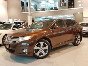 2011 Toyota Venza V6-AWD-LEATHER-PANO ROOF