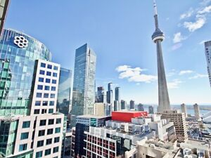 Short Term Rental In Downtown Toronto