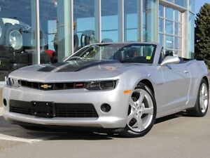 2015 Chevrolet Camaro Certified | Convertible | Remote Start | H