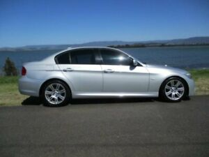 2011 BMW 320d E90 MY11 Lifestyle Silver 6 Speed Auto Steptronic Sedan Dapto Wollongong Area Preview