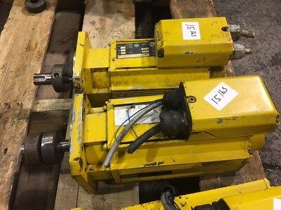 Control Technologies Motor, Mod# 115MSA040200AG, 220V, 2000 RPM, Used, Warranty