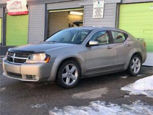 *SAFETIED* 2008 DODGE AVENGER R/T AWD *CLEAN TITLE* *LOADED*