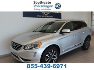 2016 Volvo XC60 Premier | Leather | Sunroof | Back Up Camera