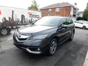 ACURA RDX AWD ELITE PACKAGE 2016 (NAVIGATION BLUETOOTH)