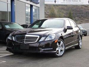 2013 Mercedes-Benz E-Class Certified | Premium Package | Driving