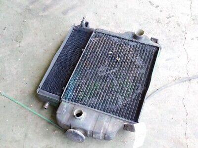 John Deere 1020 Tractor Radiator Oil Cooler Tag 194