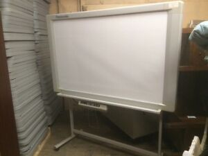 Panasonic mobile white board - 2 available