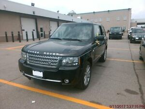 2011 Land Rover Range Rover Supercharged - ONLY $28,900