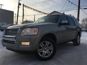 2008 Ford Explorer Limited V8 4x4 = DVD - REMOTE STARTER = 7 PAS