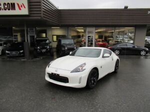 2018 Nissan 370Z 6 SPEED MANUAL