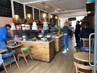 Kitchen Porter - Kitchen Assistant - kitchen staff required at Nikki's Café in West London