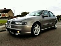 2003 Seat Leon Cupra R 1.8l Turbo 6x Speed