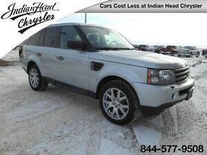 2009 Land Rover Range Rover Sport HSE |Leather |