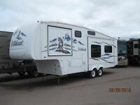 $122 BiWeekly Wildcat Rear Living  with 2 Slides, 7,760 lbs!!!