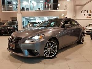 2014 Lexus IS 250 PREIMIUM-AWD-REAR CAM-LEATHER-SUNROOF-ONLY 63K