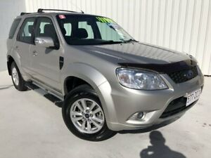 2010 Ford Escape ZD MY10 Beige 4 Speed Automatic Wagon Mundingburra Townsville City Preview