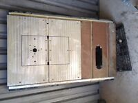 Power Tools - Table Saw, Bandsaw, Planer
