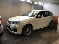 BMW Alpina XD3 - White - Black Leather - Sunroof