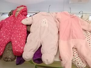 Bunting Suite for Girls 0-24 Months