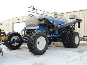 2017 New Holland P4580 AIr Cart - Tow Behind, New Metering Syste