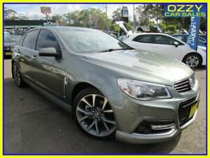 2013 Holden Commodore VF SS-V Green 6 Speed Automatic Sedan Penrith Penrith Area Preview