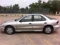 """2005 Pontiac Sunfire  """"143,000 kilometers"""""""