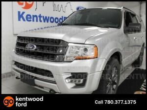 2017 Ford Expedition Limited 4WD ecoboost, NAV, sunroof, heated/