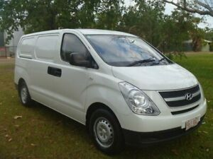 2009 Hyundai iLOAD TQ-V White 5 Speed Manual Van Winnellie Darwin City Preview