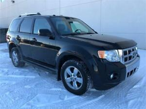 2009 Ford Escape Limited V6 4WD| Sun| Nav| Heat Leath| BT| Park