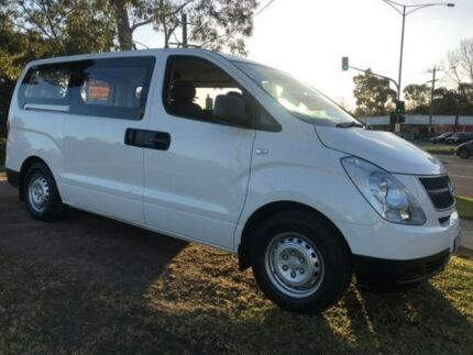 2012 Hyundai iLOAD TQ2-V MY13 White 6 Speed Manual Van Ferntree Gully Knox Area Preview