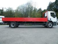 2008 DAF TRUCKS LF 55 220 18 TON DROPSIDE/UK Delivery