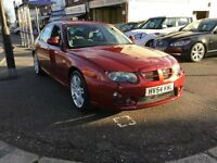 MG ZT 2.0 CDTi+ 135hp AUTO, *79,000 miles* Metallic Firefrost Red, FSH etc