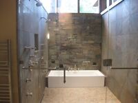 wet room bathroom and tiling specialists full design service avalible angel construction