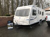 BAILEY LIMOUSIN T/A 2009 - FIXED BED END CHANGING ROOM