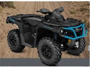 2016 CAN-AM Outlander 1000 XT