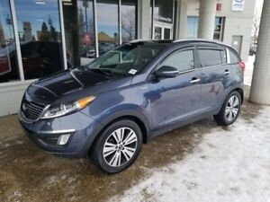 2014 Kia Sportage EX LUX; FULLY LOADED, BLUETOOTH, BACKUP CAM, N