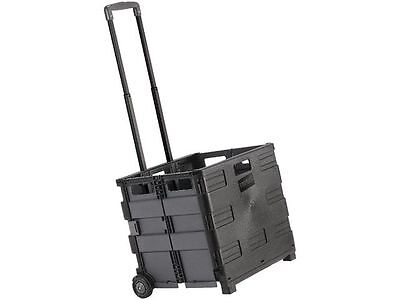 Sack Truck / Expanding Crate on Wheels 31kg Load Capacity +free 24h del