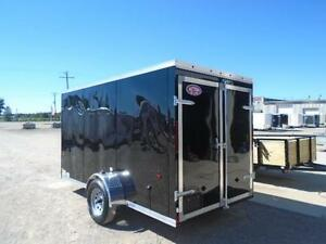 MORE UPGRADES FOR LESS MONEY 2017 HAULIN 6X12 V-NOSE CARGO TRAIL London Ontario image 3
