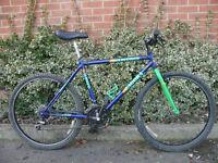 Retro British Build Holdsworth Zagora Gents Town & Country Medium Bike
