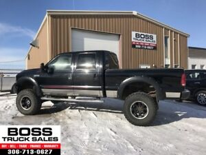 2007 Ford Super Duty F-350 Lariat - Rare Outlaw Edition! Lifted!