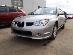 2007 Subaru Impreza In excellent shape, low KM's for a 2007!!