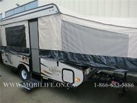 **HOT WATER! **SLEEPS 7! **FAMILY TENT TRAILER FOR SALE!