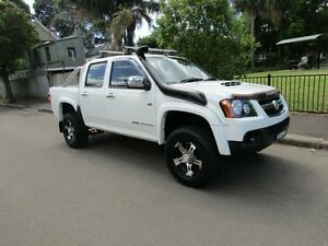 2011 Holden Colorado RC MY11 LT-R (4x4) 5 Speed Manual Wagon Leichhardt Leichhardt Area Preview