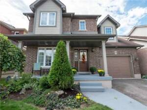Gorgeous Modern Detached For Price Of Semi In Orangeville!