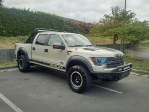 2014 Ford F-150 Shelby Raptor Pickup Truck