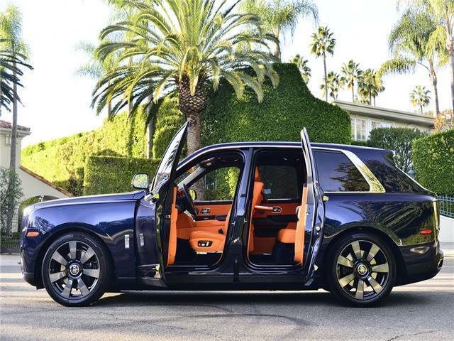 Image 16 Coche Americano usado Rolls-Royce Cullinan 2020