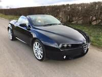 2008 08 ALFA ROMEO SPIDER 2.2 JTS LIMITED EDITION 2D 185 BHP
