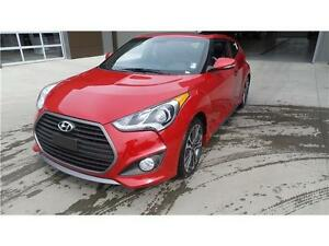 NEW 2016 Hyundai Veloster TURBO PRICED $25888 0% Financing avail